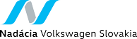 Nadácia Volkswagen Slovakia logo